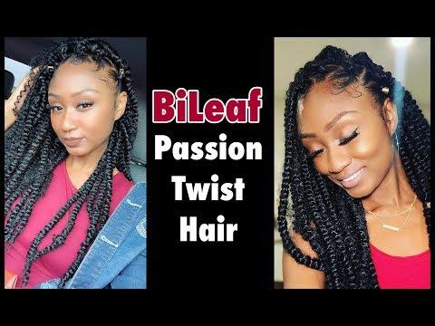 BEST Passion Twist hair! Long vid*No Tutorial