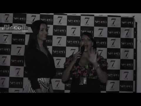"""intervista Cleo Machado durante il Compleanno di Miss Kuka - """"Il Piccole Magazine"""""""