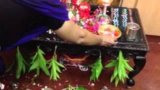 Srirangam Radhu-Varalakshmi Nombu-2014