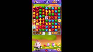 Candy Crush Friends Saga level 100 NO BOOSTERS