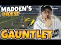 Playing the first ever Madden Gauntlet Ever Created! Can I beat my old record?