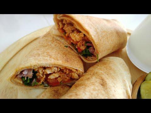 ساندويش تانتوني التركي بنة بنة بنة 😍😍