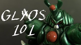 Glyos 101 Review: Kabuto Mushi (The Godbeast)