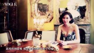 林志玲問攝影師蜷川實花,如果兩個人交換身份一天,她最想要體驗什麼樣...