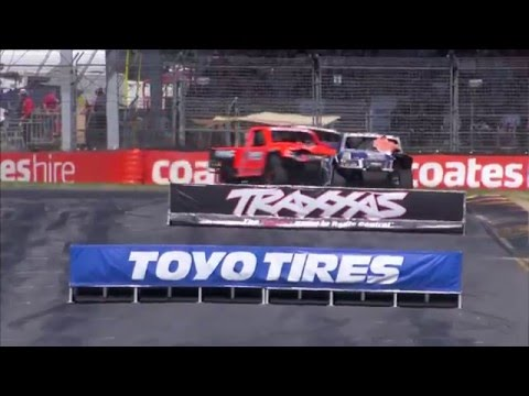 2015 Stadium SUPER Trucks Clipsal 500 Adelaide - Race #3