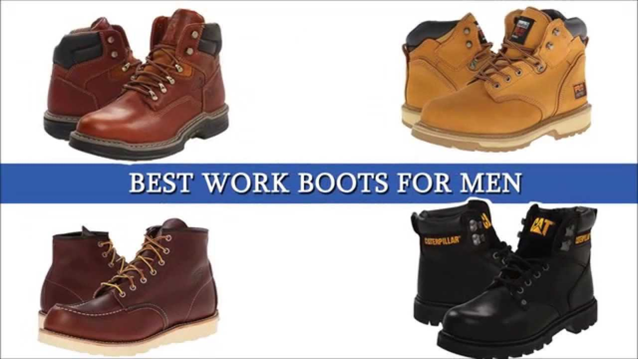 Best work boots reviews, pricing and recommendations