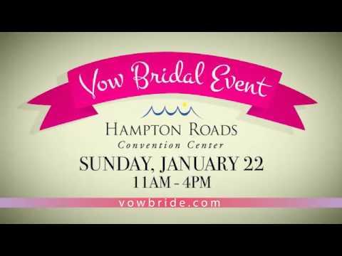 2017 VOW BRIDAL EVENT – HAMPTON