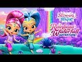 NEW! SHIMMER and SHINE: Rainbow waterfall Adventure / gameplay video for kids girls