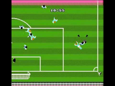 RECUERDO DE MI INCIA: Tecmo World Cup Soccer NES  FINAL. Capitulo 1