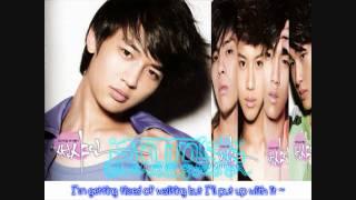 SHINee - Love Still Goes On (ENG SUB)