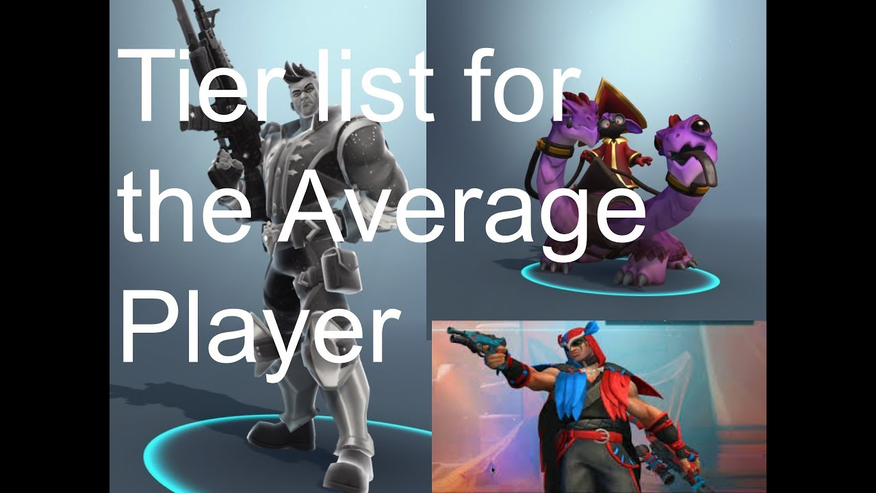 Paladins Tier List 2020.Paladins Tier List For An Average Player Console