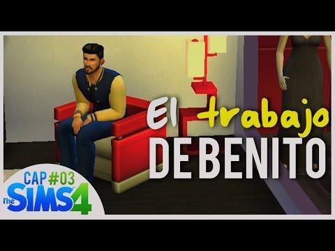 #Sims4: El NINI de Benito ♥ Cap #03