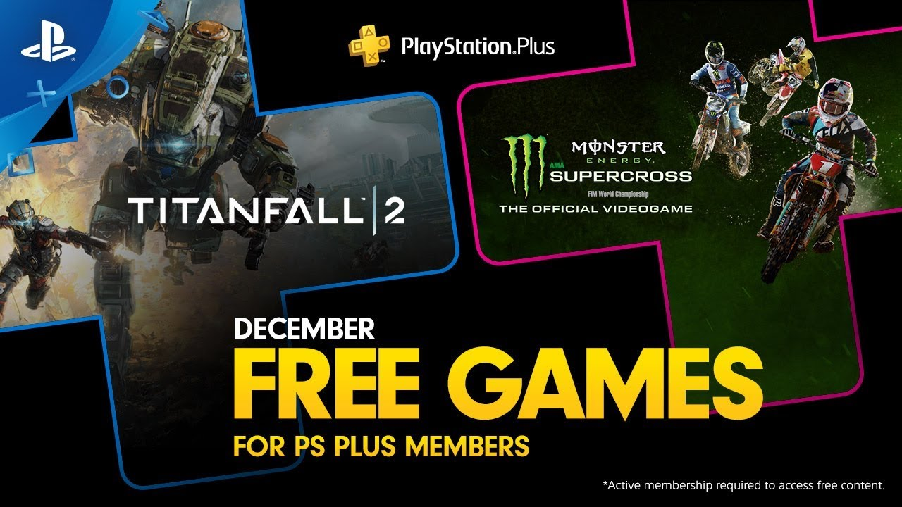 Psn November Free Games 2020.Playstation Plus Free Games Lineup December 2019 Ps4