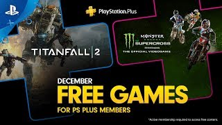 PlayStation Plus - Free Games Lineup December 2019 | PS4