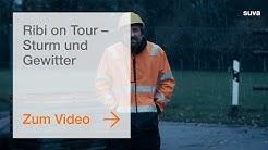Ribi on Tour – Sturm und Gewitter