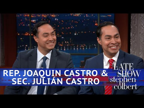 Joaquin Castro Says Julián Castro Will Run For President