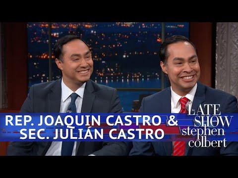 Joaquin Castro Says Julián Castro Will Run For President