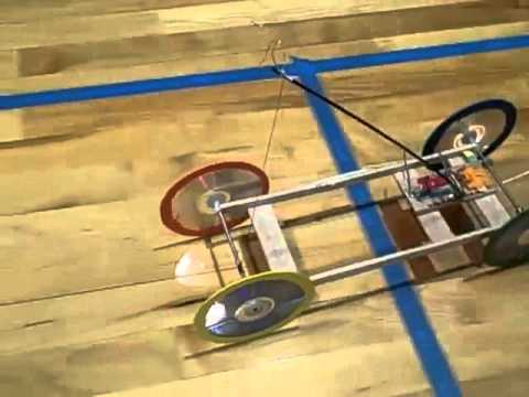 Nc Science Olympiad Mousetrap Vehicle Youtube