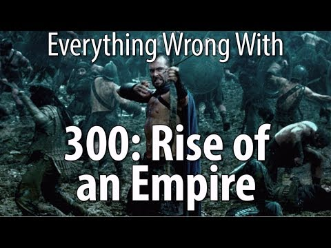 Download Youtube: Everything Wrong With 300: Rise of an Empire