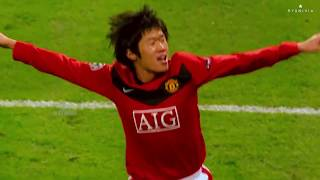 Ji - Sung Park is a Legend