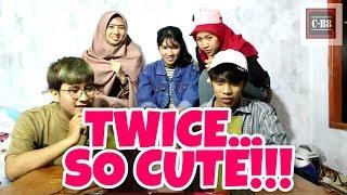 "Gambar cover TWICE - ""LIKEY"" MV Reaction Indonesia!!! [Reaction Paling Pertama Kami dan They're So Cute!!!]"