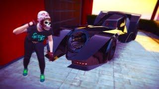 Новая Безумная Машина Бэтмена В Гта Онлайн! (GTA 5)