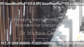 INSULATED CONCRETE FORM ICF - FORMWORK TRANSPIRABLE ICF   EPS Smart Foundation Plus™ ICF - 39