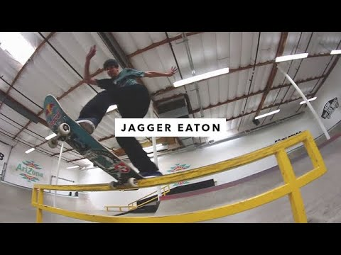 TWS Park: Jagger Eaton   TransWorld SKATEboarding