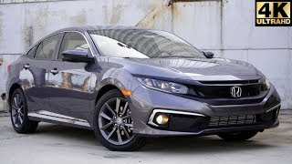 2020 Honda Civic Sedan Review   This or 2020 Toyota Corolla?
