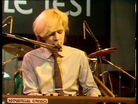 Japan - My New Career (Old Grey Whistle Test, Dec. 1980)
