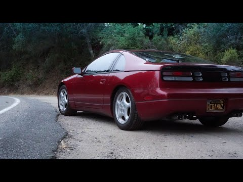 300ZX PowerTrix Coilover Install!