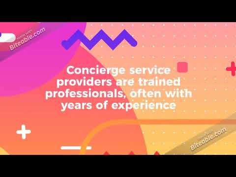 Top tips for a better concierge service