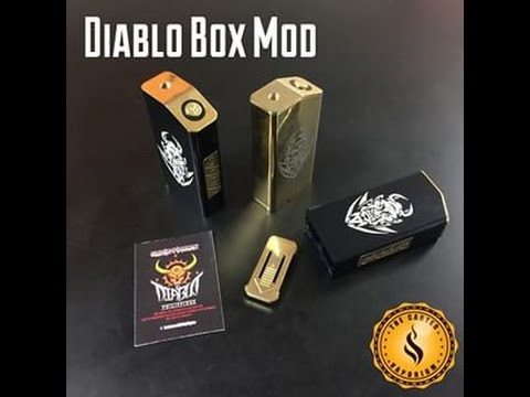 El Diablo | Diablo Box Mod | Hardware Review