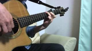 モンパチ アコギ モンゴル800 インスト solo guitar.