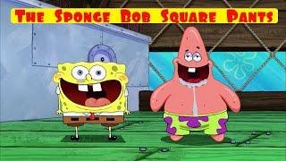 Раскраска Спанч Боб и его друзья The Sponge Bob Square Pants
