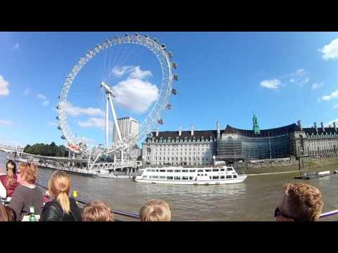 Thames River Cruise (September 6 2015)