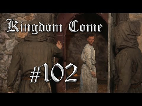Kingdom Come Deliverance #102 - Achtung Kloster-Polizei - Kingdom Come Deliverance Gameplay German