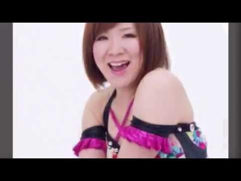 女子プロレスの中島亜梨沙さんの画像です。