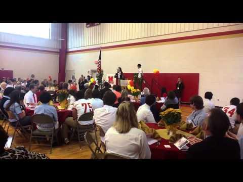 2013 Named Scholarship Luncheon