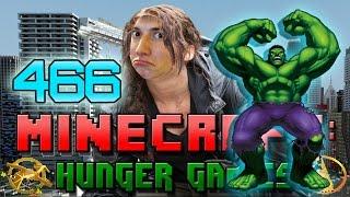 Minecraft: Hunger Games w/Mitch! Game 466 - NEW HULK UPDATE & MORE!