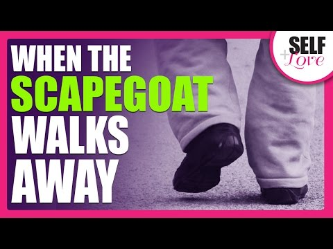 When the Scapegoat Walks Away