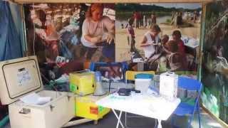 Hilfe aus nächster Nähe - Die Ausstellung von Ärzte ohne Grenzen