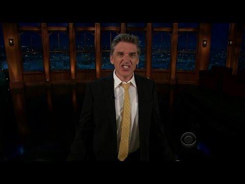 Late Late Show with Craig Ferguson 6 24 2010 Lisa Kudrow, James Dyson