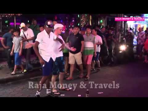 Pattaya Walking Street Thailand Tour Packages