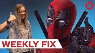 A Disney nem nyírja ki a Deadpoolt! - IGN Hungary Weekly Fix (2019/6. hét)