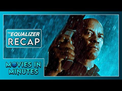 The Equalizer in 2 minutes (Movie Recap)