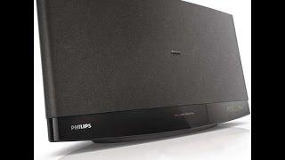 philips dcb2270 mini micro hifi music stereo review