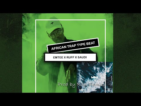 """[Free] Emtee x Ruff - Wave Type Beat   African trap movement   ATM   """"Cast away"""""""