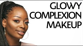 Get Ready With Me: Glowy Complexion Makeup | Sephora