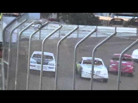 Ark La Tex Speedway Factory Stock heat 1 tootsie smith with andrew hartzo jr